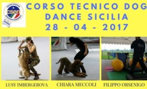 CORSO TECNICO DOG DANCE