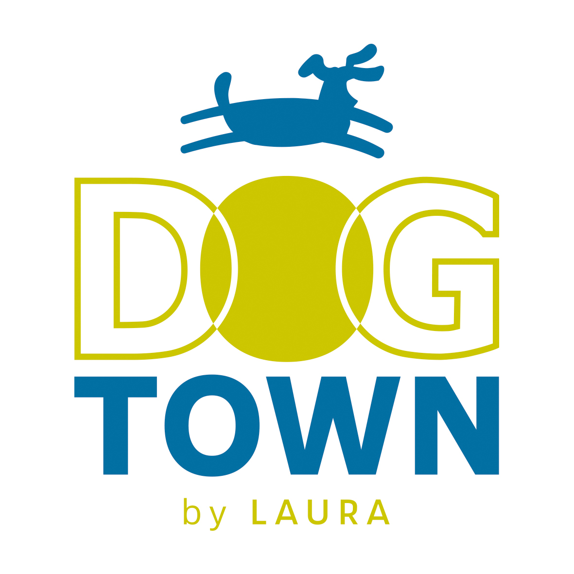 Dog Town by Laura